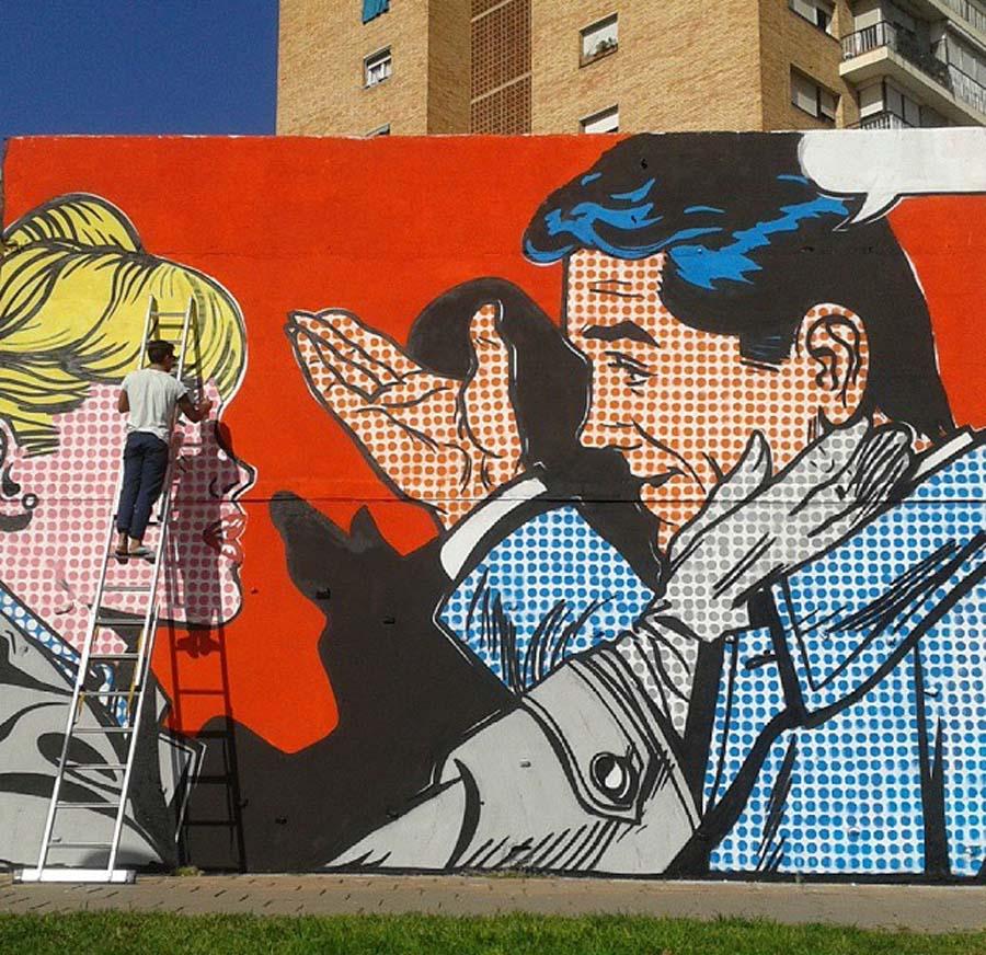 310squad Barcelona 2014
